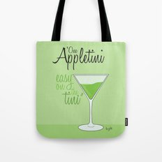 Tv drink quotes [ SCRUBS ] Tote Bag