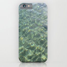 Lake of purity iPhone Case