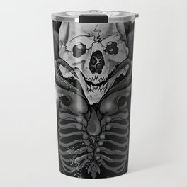 Skeleton Monster V1 Travel Mug