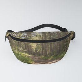 Path to the pine forest Fanny Pack