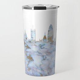 London Skyline Great Britain Travel Mug