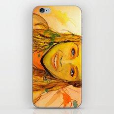 Payton 2 iPhone & iPod Skin