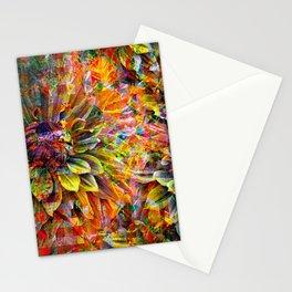Kaleidoscope of Spring Stationery Cards