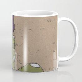 Éxtasis, a Huellas piece Coffee Mug