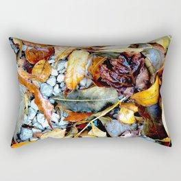 Beauty in Decay Rectangular Pillow