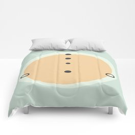 Sweet face Comforters