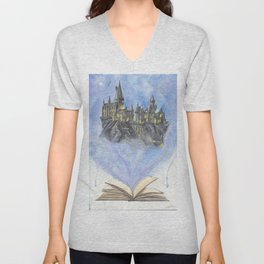 Until the Very End Unisex V-Neck