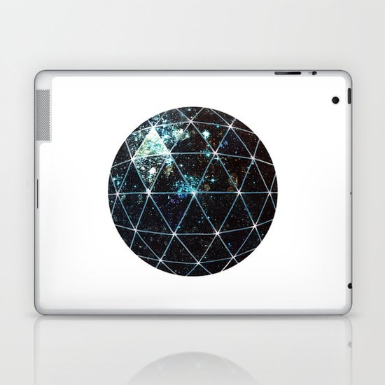 Galaxy Geodesic  Laptop & iPad Skin