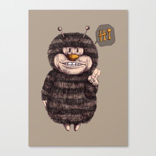 beeboy Canvas Print