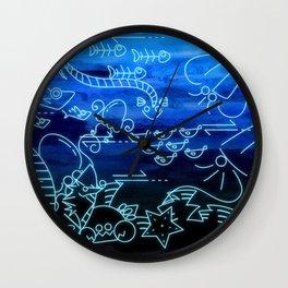 Fabrication of Atlantia Wall Clock