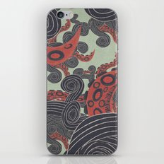 SEA ADVENTURE iPhone & iPod Skin