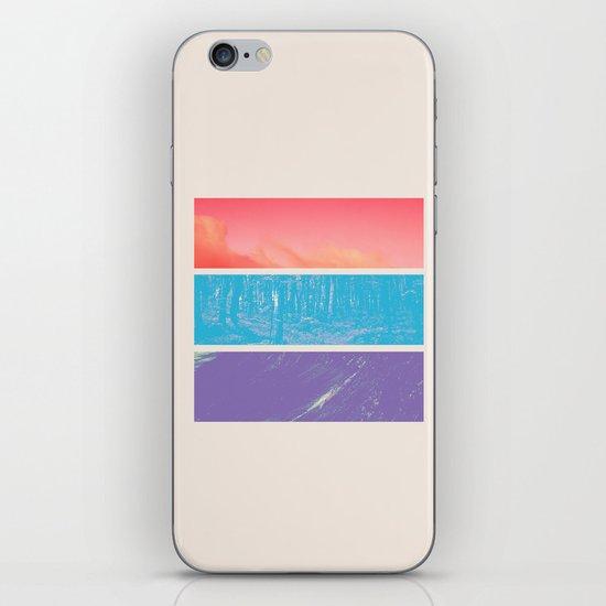 Colour iPhone & iPod Skin