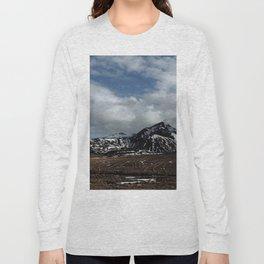 Iceland Mountain Long Sleeve T-shirt