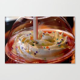 With Sprinkles on Top Canvas Print