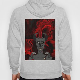 Demon from Hell Hoody