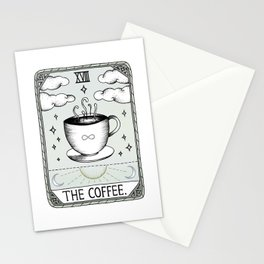 The Coffee Stationery Cards
