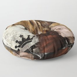 Dragon Age Inquisition - Cullen - Fortitude Floor Pillow