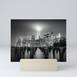 Spirit of New York Mini Art Print