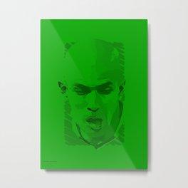 World Cup Edition - Sofiane Feghouli / Algeria Metal Print