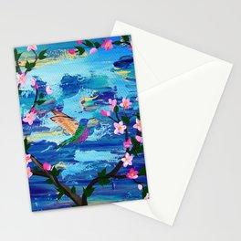 Hummingbird Spirit Stationery Cards