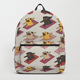 Pugs Warrior Backpack