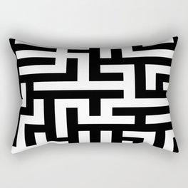 No way out Rectangular Pillow