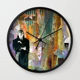 Hello Dalí Wall Clock
