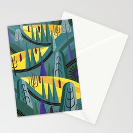 Oaxaca Pines Stationery Cards