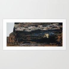 desolate Art Print