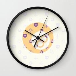 My Sources Say No Wall Clock