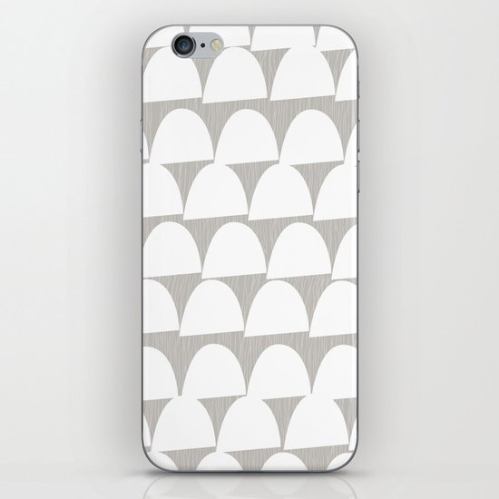 Shroom reverse iPhone & iPod Skin