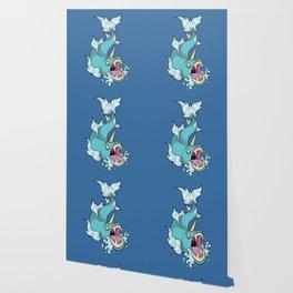 Unicorn Fish Wallpaper