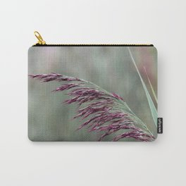 Common reed flower stalk Carry-All Pouch