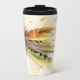 To Teach A Man To Fish Travel Mug