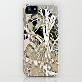 Guardian - Hawk, v2 iPhone Case