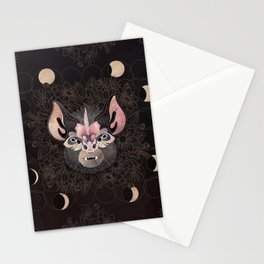 Monstrous beauty pollinator III Stationery Cards