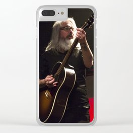 Sloan Clear iPhone Case