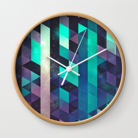 cryxxstyllz Wall Clock