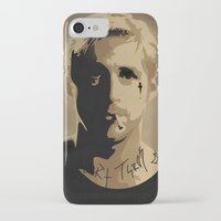 ryan gosling iPhone & iPod Cases featuring Ryan Gosling TPBTP by Andy Rogerson