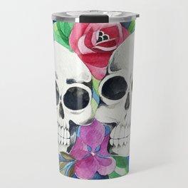 Calaveritas Travel Mug