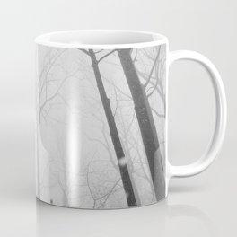 Snowy Morning in the Woods Coffee Mug