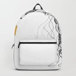 The Island - Minimal line Backpack