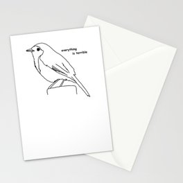 Everything Is Terrible Stationery Cards