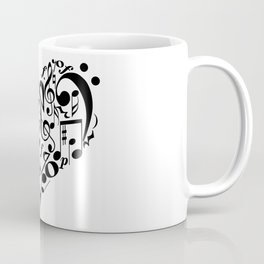 Music love Coffee Mug