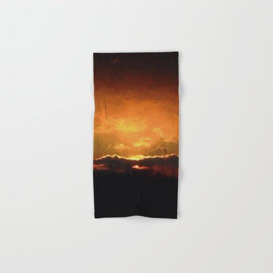Pennsylvania Sunset Hand & Bath Towel