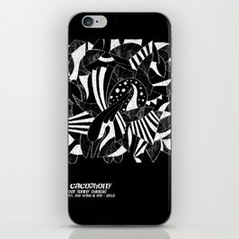 - cacophony - iPhone Skin
