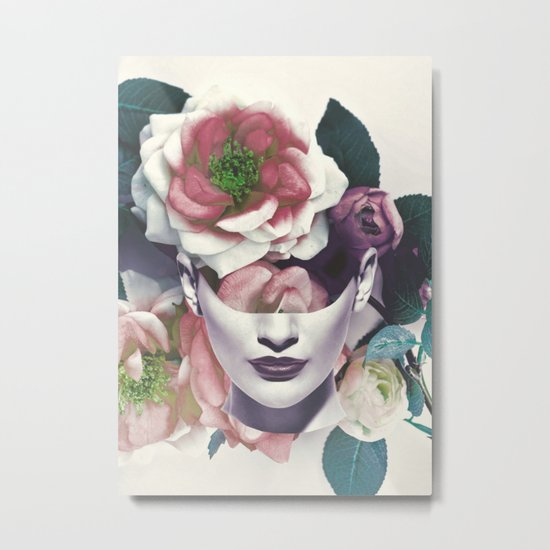inner garden 2a Metal Print