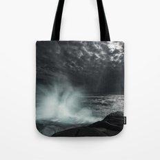 Fading Moonlight Tote Bag
