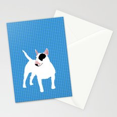 English Bull Terrier Stationery Cards