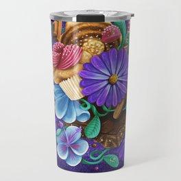 SWEETS & FLOWERS Travel Mug